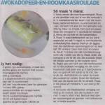 Avokadopeer-en-Roomkaasroulade