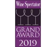 WINE SPECTATOR'S GRAND AWARD 2019